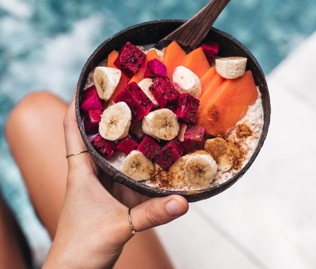 Ausgewogene Ernährung zum Frühstück