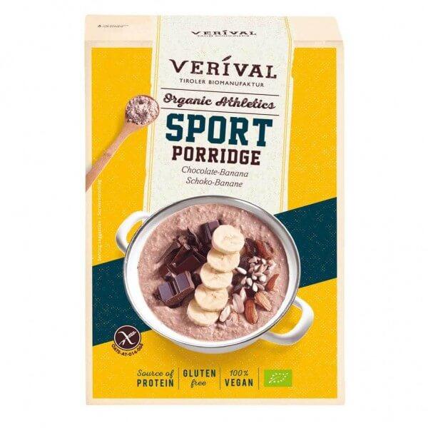 Verival Sport-Porridge Schoko-Banane