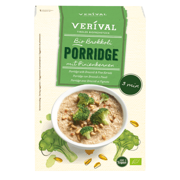 Verival Brokkoli Porridge