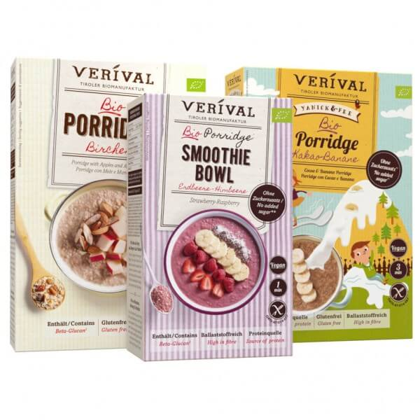Family Porridge Starter Set