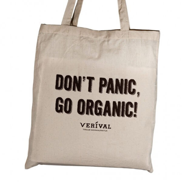 Verival Organic Shopping Bag