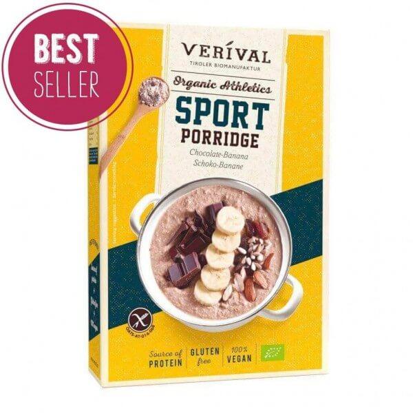 Verival Sport Porridge Schoko-Banane