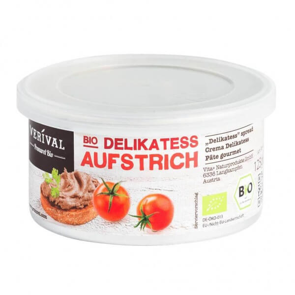 Verival Delikatess Aufstrich