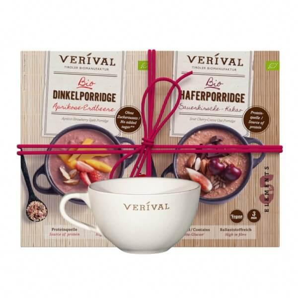 Porridge Geschenkset 5-Elemente