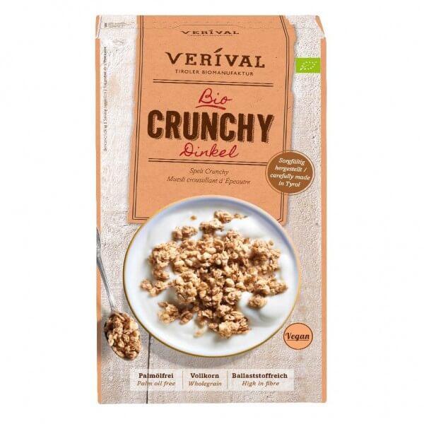Verival Crunchy croccante di Farro 375g