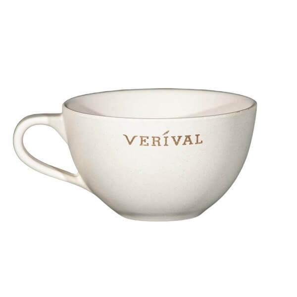Porridge-Tasse cremeweiß