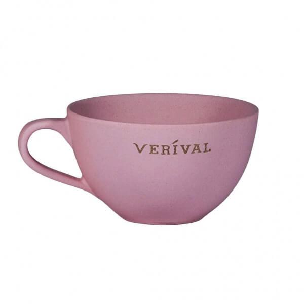 Verival Porridge-Tasse pastellrosa
