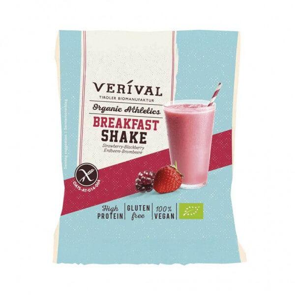 Verival Breakfast Shake Erdbeere-Brombeere 35g