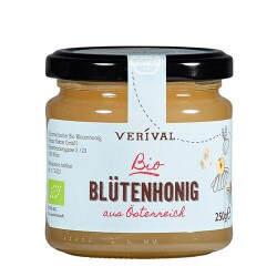 Verival Organic Blossom Honey