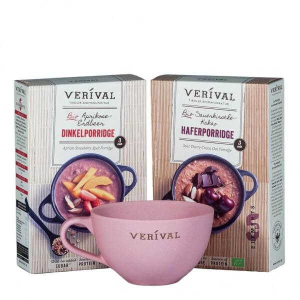 Porridge-Geschenkset 5 Elemente